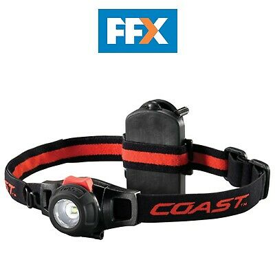Coast HL7 LED Head Torch / HeadLamp Spot to Flood Dimmable