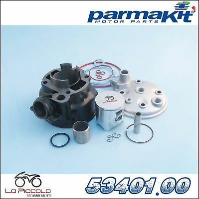 53401.00 GRUPPO TERMICO IN GHISA ø 47 70cc PARMAKIT YAMAHA TZR 50 2T LC
