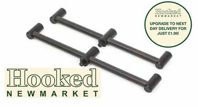 Nash Scope Black Ops Carbon Buzz Bars and Banksticks- HUGE SAVINGS LOWER PRICES