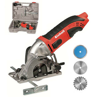 Mini Micro Hand Circular Saw small Einhell TC-CS 860 Kit