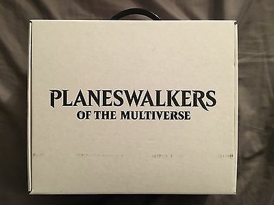 SDCC 2015 Exclusive Hasbro MTG Magic The Gathering Planeswalkers Multiverse Set
