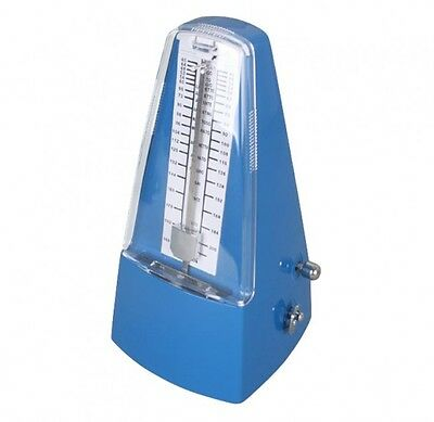 Coloured Cherub Traditional Pyramid Metronome With Bell