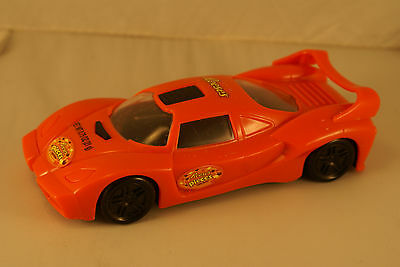 Reese's Pieces Candy Dispenser Holders Collectable Sports Car Makes Sounds