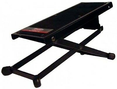 Stagg FOS-A1 Metal Foot Rest for Guitar Players - Black