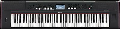 yamaha NP-V80 electronic digital piano boxed with dust cover  npv80