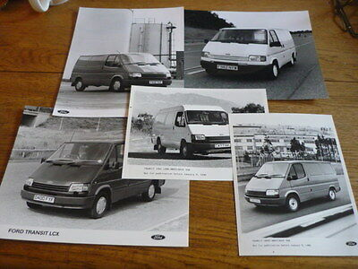 Ford Transit, Second Generation, Press Photos X 5