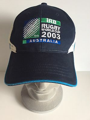 Scotland Rugby World Cup 2003 Australia Hat Adjustable