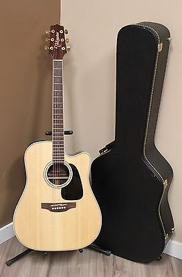 Takamine GD51CE-Nat Dreadnought Cutaway Acoustic Electric Guitar