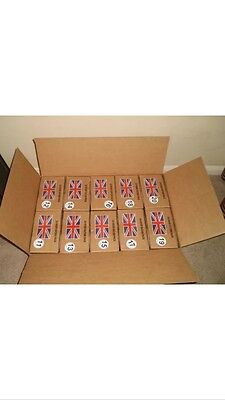 New Style Army Rations 10x24 hr Box RRP £130 ( Brand New)