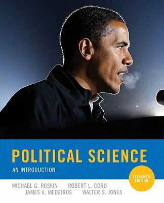 Political Science: An Introduction: United States Edition (Anglais) Broché