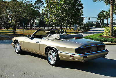 1995 Jaguar XJS Convertible Low Miles! Well Maintained! 1995 Jaguar XJS Convertible Low Miles! Extremely well maintained! drives perfect