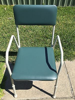 COMMODE BEDSIDE TOILET CHAIR-  AS NEW -  Model # B1060