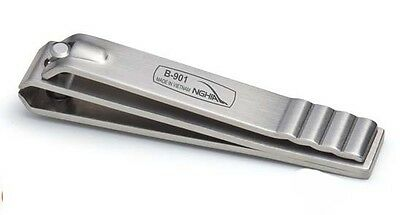 Nghia Stainless Steel Nail Clippers