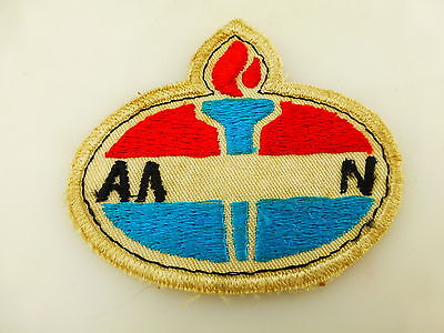 Vintage Embroidered Amoco Gas Station Uniform Patch