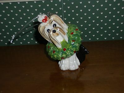 Westland-Top Dogs-Yoshie- The Yorkshire Terrier-Ornament.-Mib