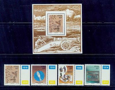 venda/1991 chinese 4-inventions 4s+s/s/mnh.good condition