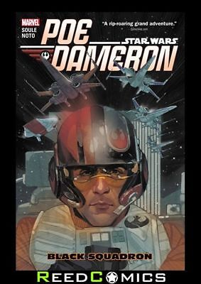 STAR WARS POE DAMERON VOLUME 1 BLACK SQUADRON New Paperback Collects Issues #1-6