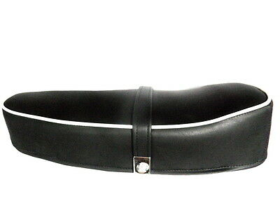 Vespa Saddle Seat Black Color Small Frame Vespa V50 90 100 ET3 Primavera 50 Spe.