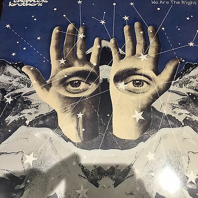 THE CHEMICAL BROTHERS - WE ARE THE NIGHT - NEW  / SEALED 2 x VINYL LP