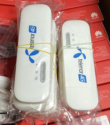 Unlocked Huawei E8372h-608 4G LTE WIFI Wireless USB Dongle Modem Router 150Mbps