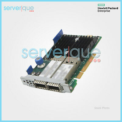 HP HSTNS-BN80 INFINIBAND QDR//EN 10GB 2PORT 544FLR-QSFP SERVER ADAPTER 649283-B21