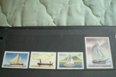 Nevis Stamps-  Ships