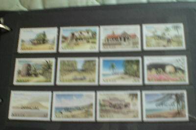 Nevis Stamps- Overprinted Official Definitives
