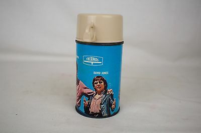 Vintage 1967 Monkees Metal Lunchbox Thermos Complete VGC