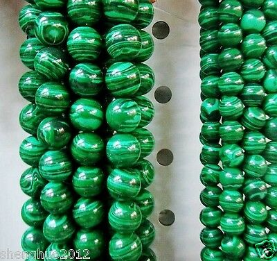 """10mm the beautiful malachite lines bead jewelry accessories loose beads 15 """""""