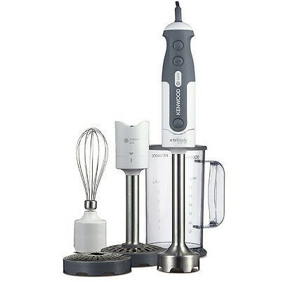 Kenwood Frullatore Immersione Hdp308Wh