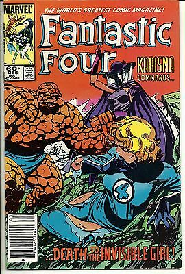 Fantastic Four #266 May 1984 Marvel Comics Respectable Shape