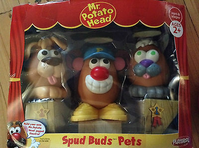 Mr Potato Head - Spud Buds Pets