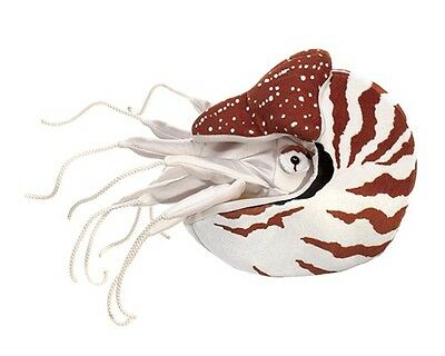 NAUTILUS Puppet #3083 ~ New for 2016! FREE SHIP/USA ~ Folkmanis Puppets