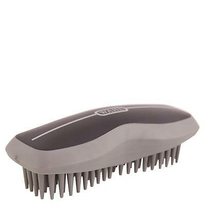 Selection Horse Rubber curry comb black grey Brush rubber pleasant to keep