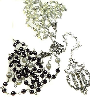 Catholic Wedding Rosary, Wedding Lasso, el lazo de boda, ,Handmade,Unbreakable