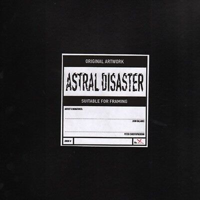 Coil Astral Disaster Vinyl LP Record only 250 pressed! rare album NEW! IN STOCK!