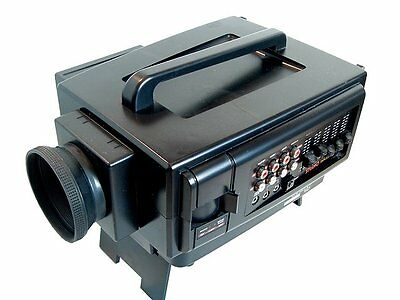 TRANSFER HOME MOVIES - Telecine Convert Your 8mm S8 Slides to Video DVD Digital