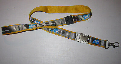 SAP The Best-Run Businesses Schlüsselband Lanyard NEU (A3.1)