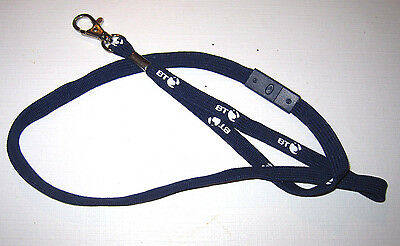 British Telecommunications BT Group Schlüsselband Lanyard NEU (A3.1)