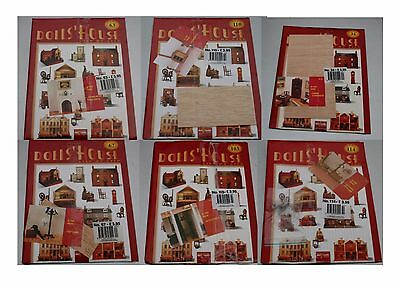 Del Prado Dolls house Step By Step - Furniture & Accessory kits