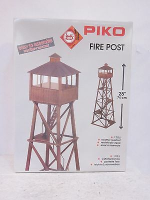 Piko G Scale Kit #62222: FIRE POST    MISB