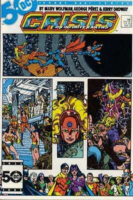 Crisis on Infinite Earths #11 in Very Fine + condition. FREE bag/board