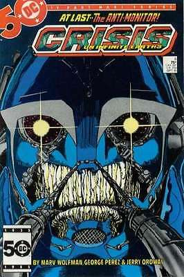 Crisis on Infinite Earths #6 in Very Fine + condition. FREE bag/board