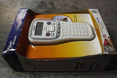 Brother P-Touch PT-H100 Electronic Label Maker Manager