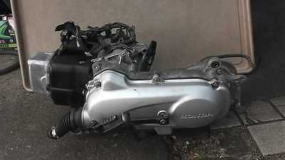 HONDA AF67 Today FI Engine