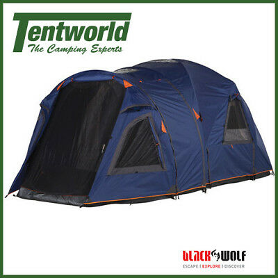 Blackwolf Mojave HV4 Dome 4 Man / Person Camping Tent