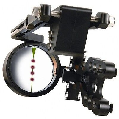 Tactical Archery SABO Gen2 Tactical Sight Black, Right Hand