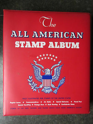 USA Collection in Large Minkus Album 1981-1999.Used.