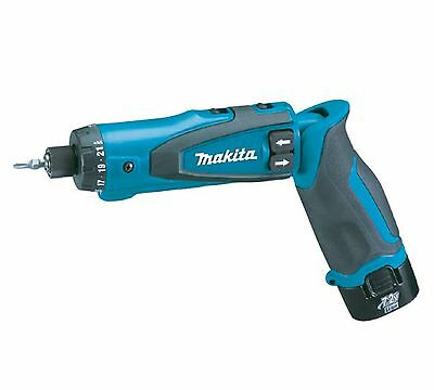 Makita DF010DSE 7.2-Volt Lithium-Ion Cordless Driver-Drill Kit with Auto-Stop...