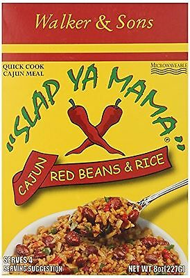 Walker & Sons Slap Ya Mama Red Beans and Rice Mix 8 Ounce by Walker & Sons